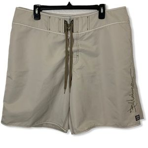 Billabong men's Board shorts Swim trunks Size 38